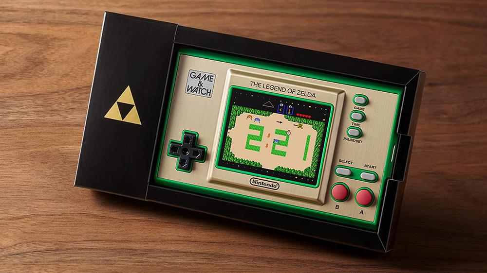 Game & Watch: The Legend of Zelda
