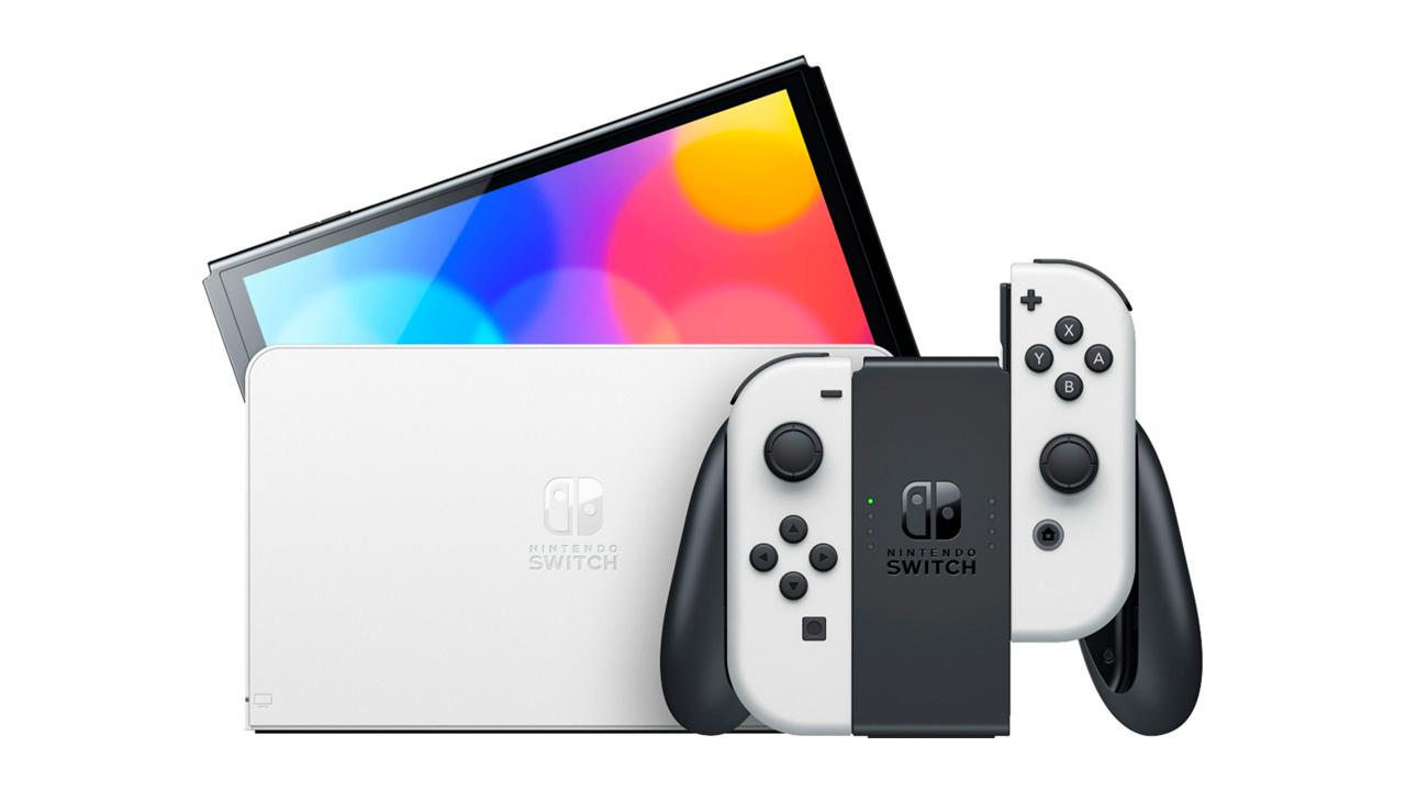 O novo Nintendo Switch OLED é vendido por US $ 350, e você pode encomendar na loja na GameStop hoje (15 de julho).