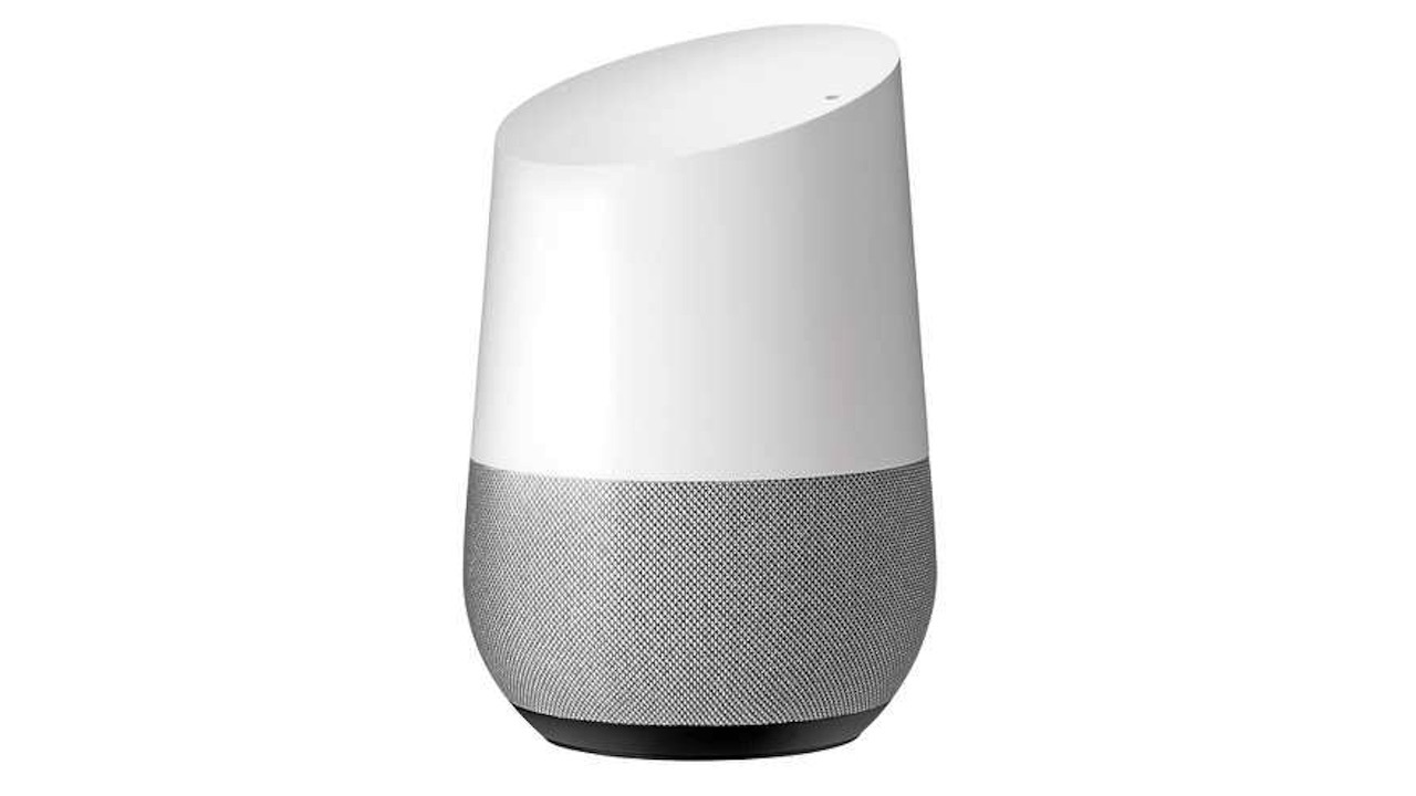 Google Home Smart Speaker and Google Assistant - $49