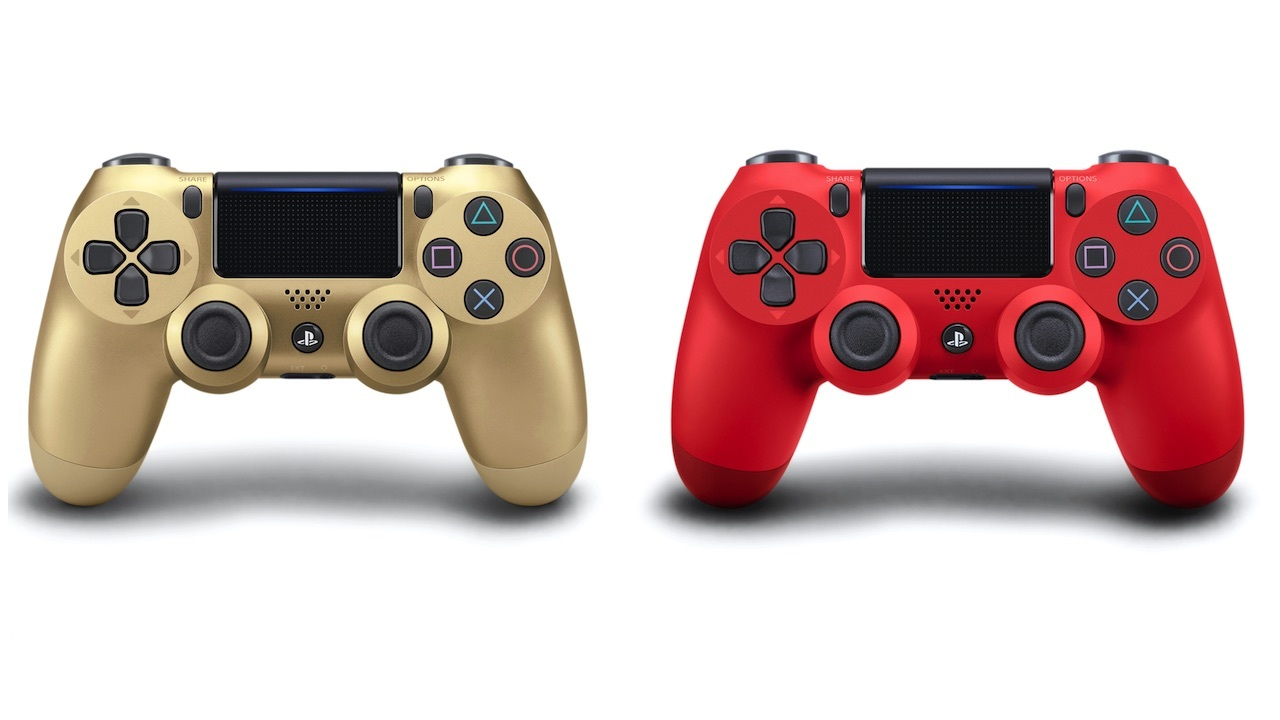 DualShock 4 controllers - $39