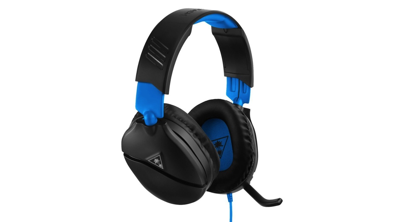 Turtle Beach PlayStation 4/Xbox One wired headset - $25