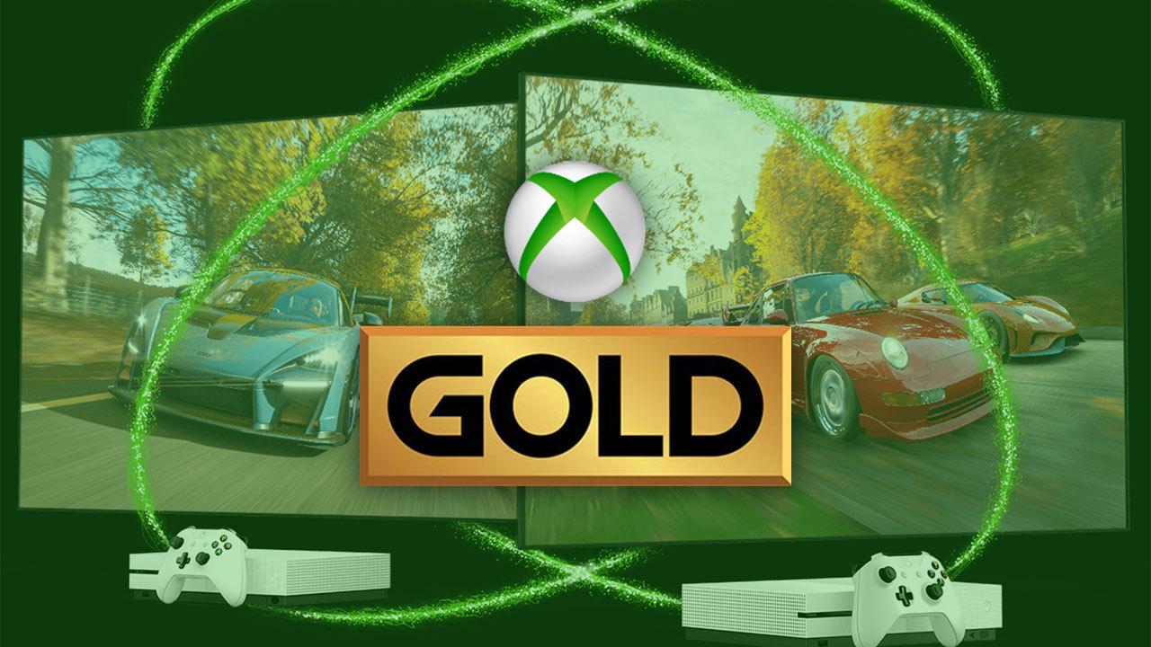 Xbox Live Gold 3-month membership -- $13