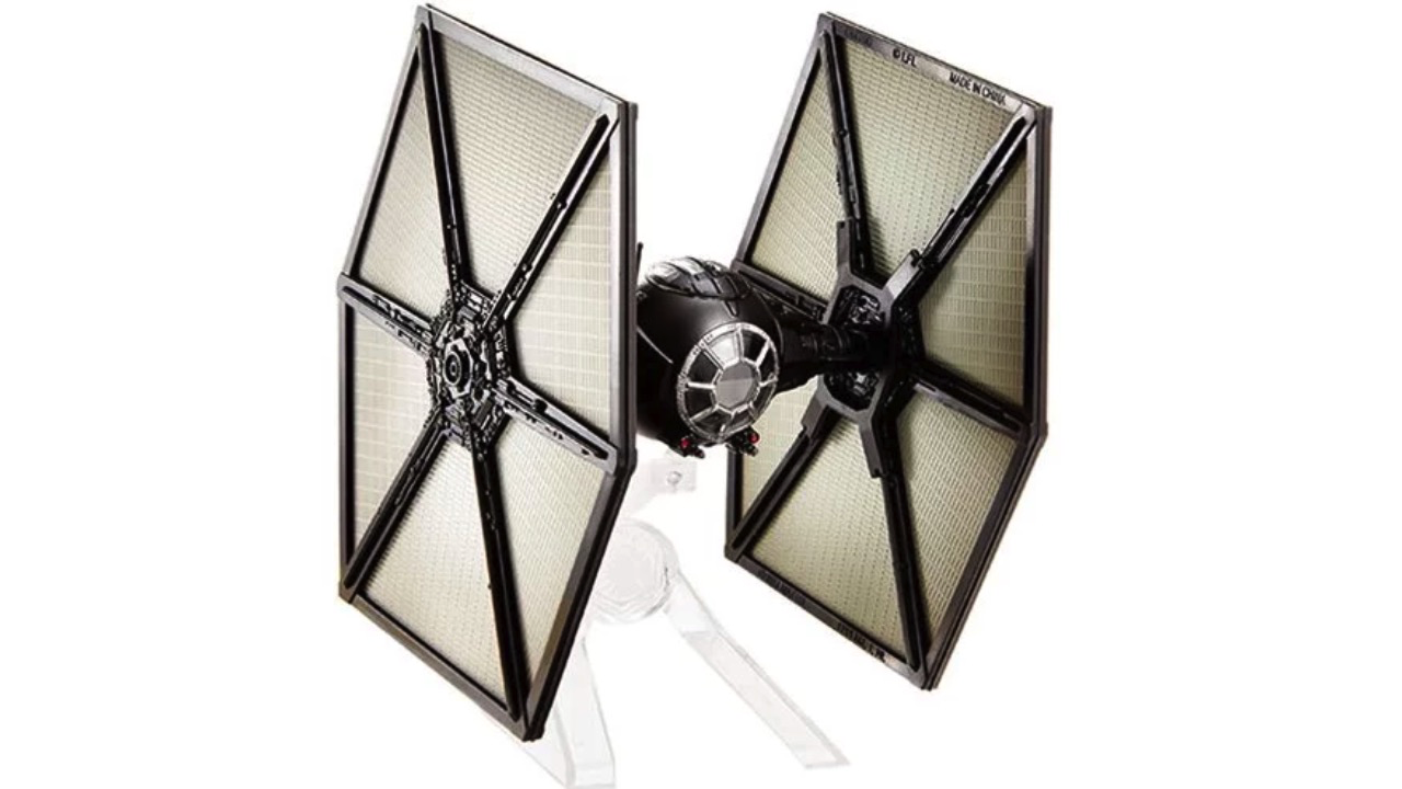 Star Wars: The Force Awakens TIE Fighter