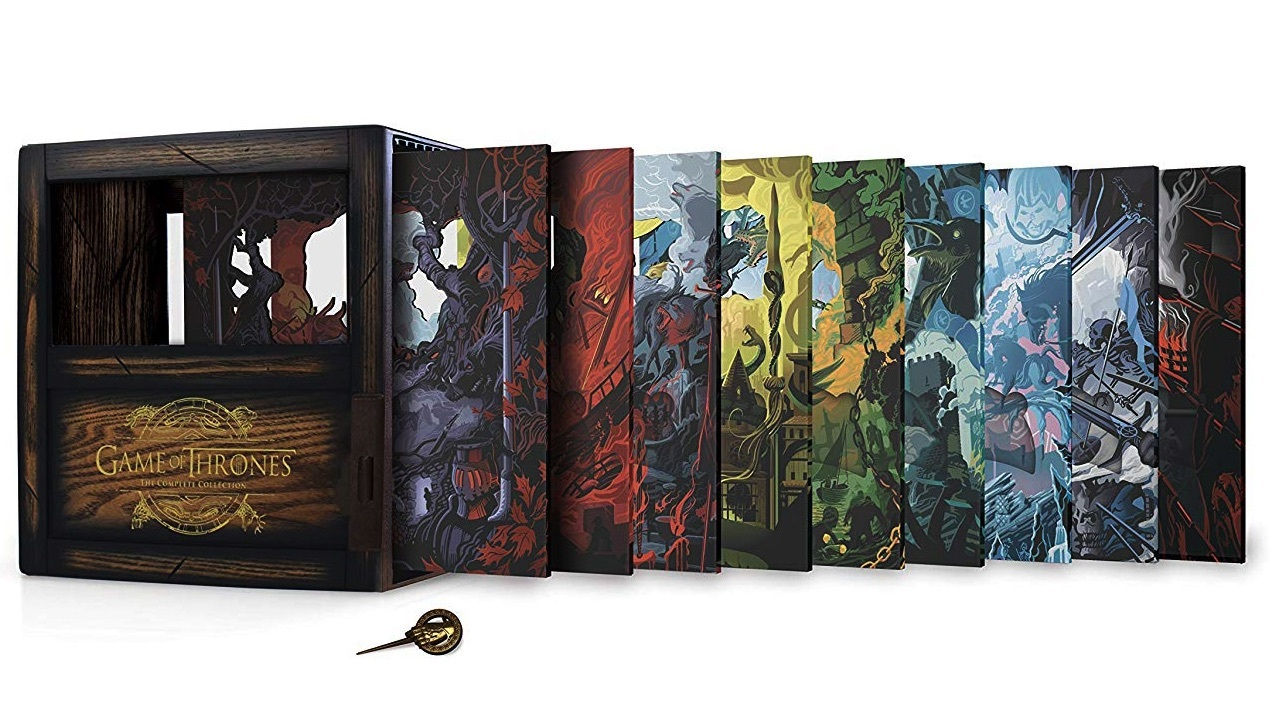 Game of Thrones Blu-ray box set