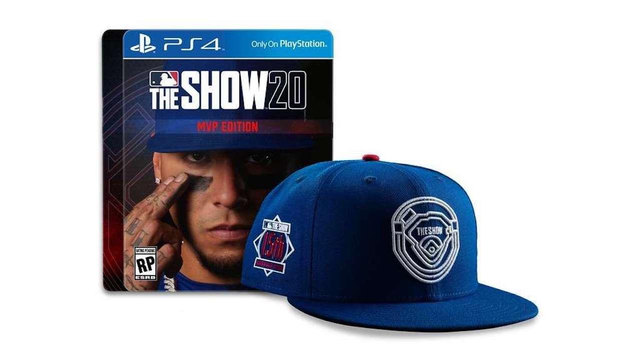 MLB The Show 20 Anniversary edition