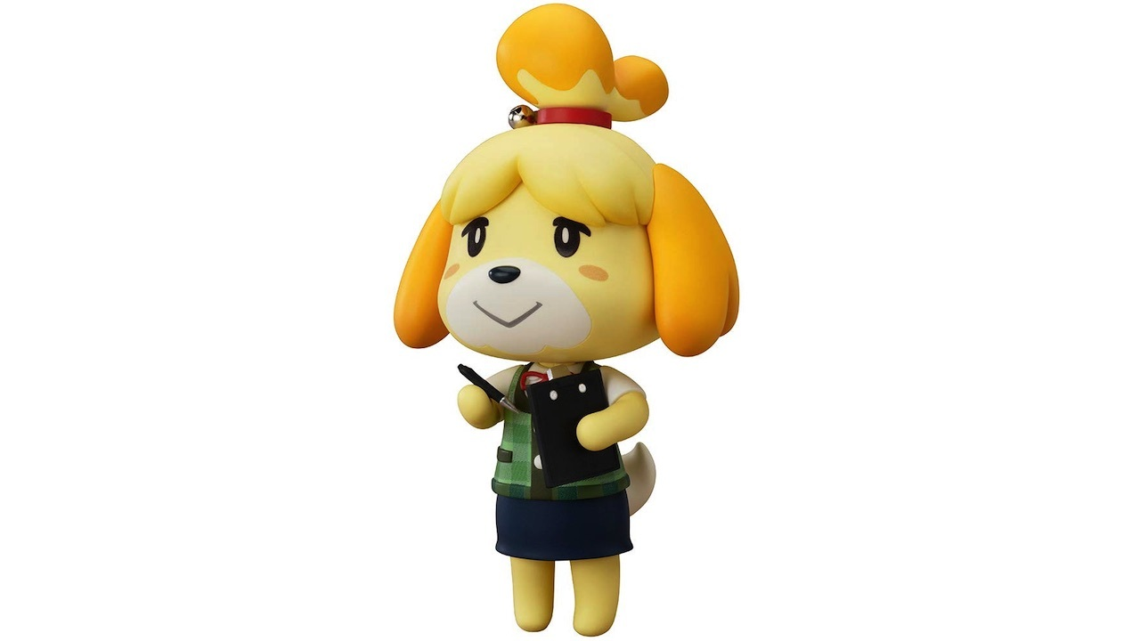 Isabelle summer outfit Nendoroid