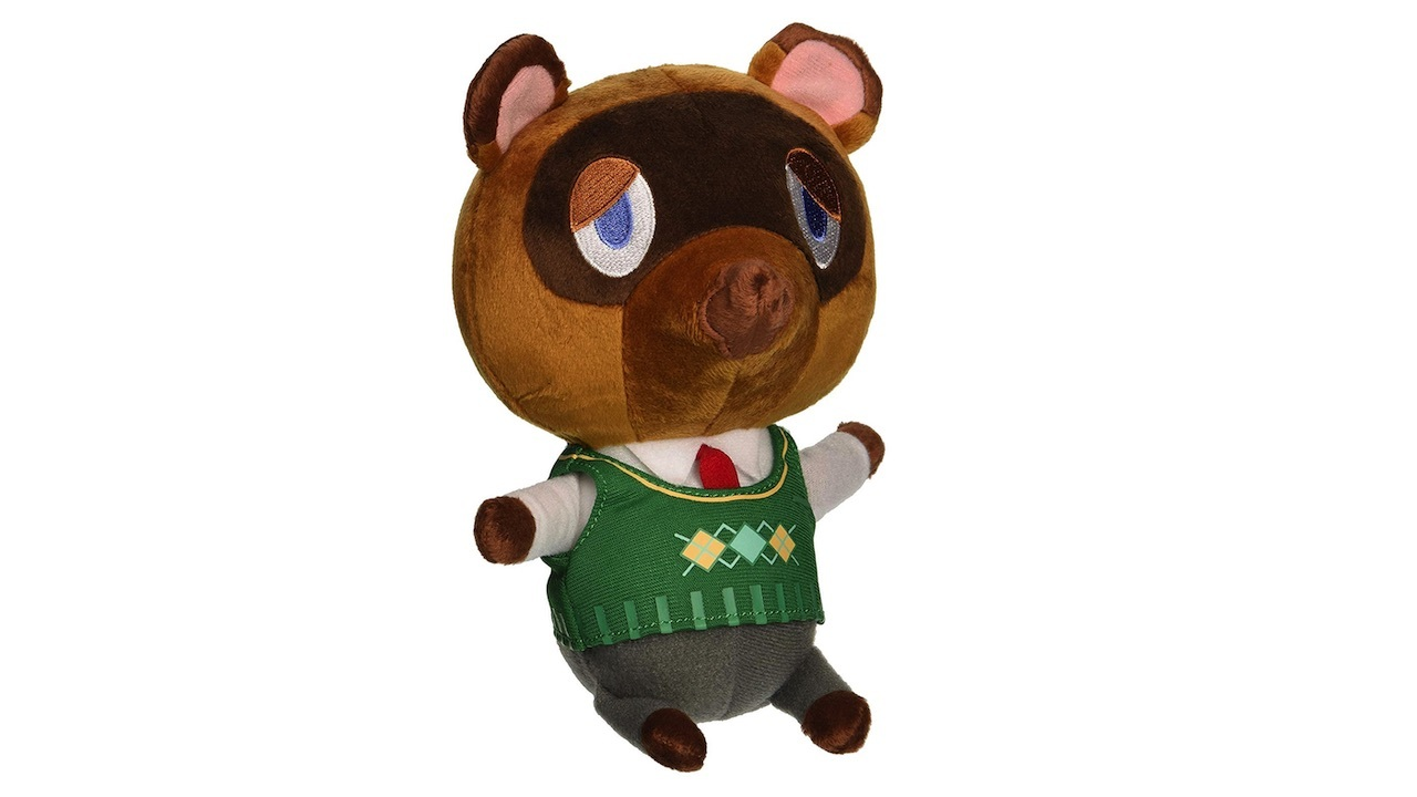 Tom Nook is tired of you not settling your debts