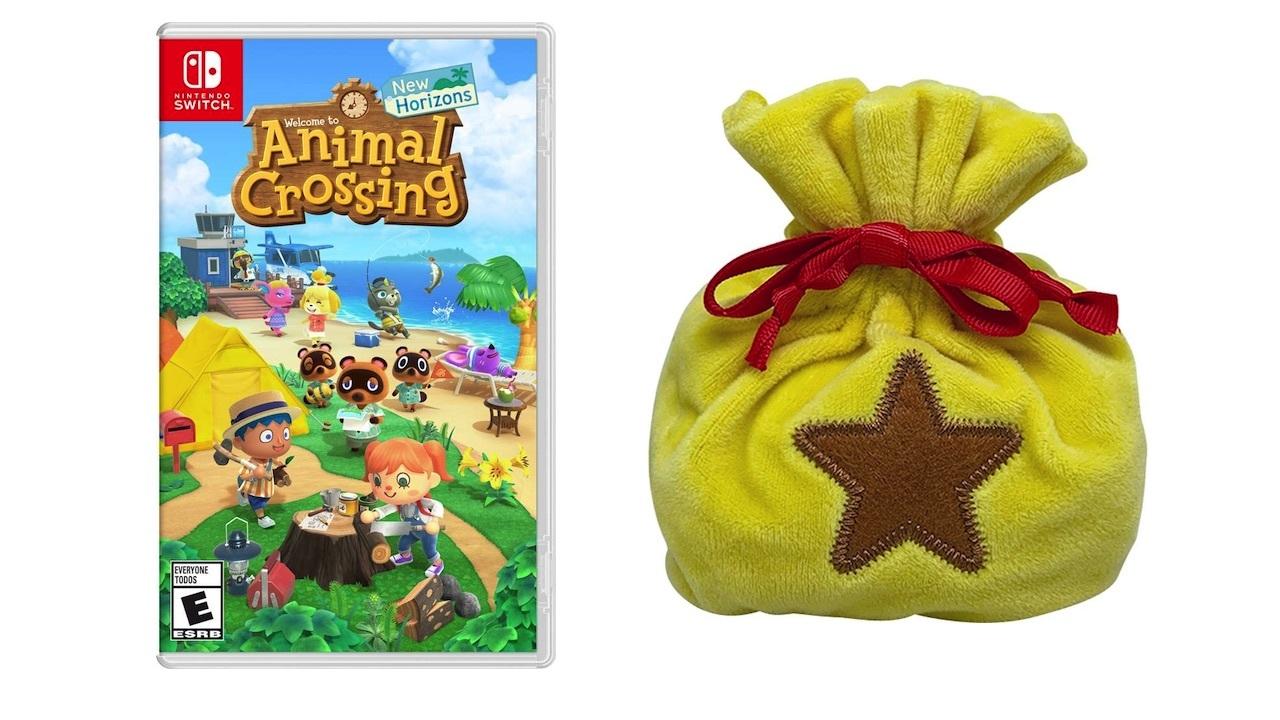 Animal Crossing: New Horizons Bell Bag Bundle -- $65