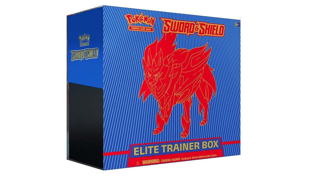 The Elite Trainer Box comes with everything you need to get started.