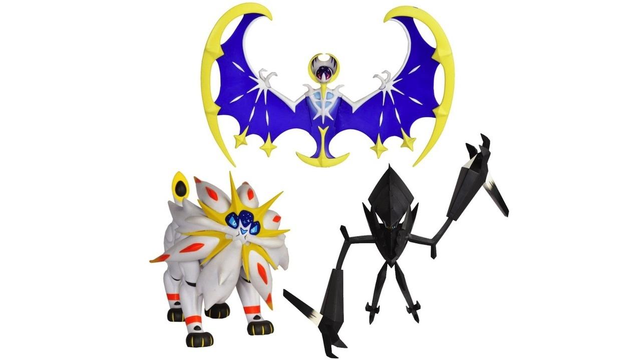 Pokemon Legendary action figures