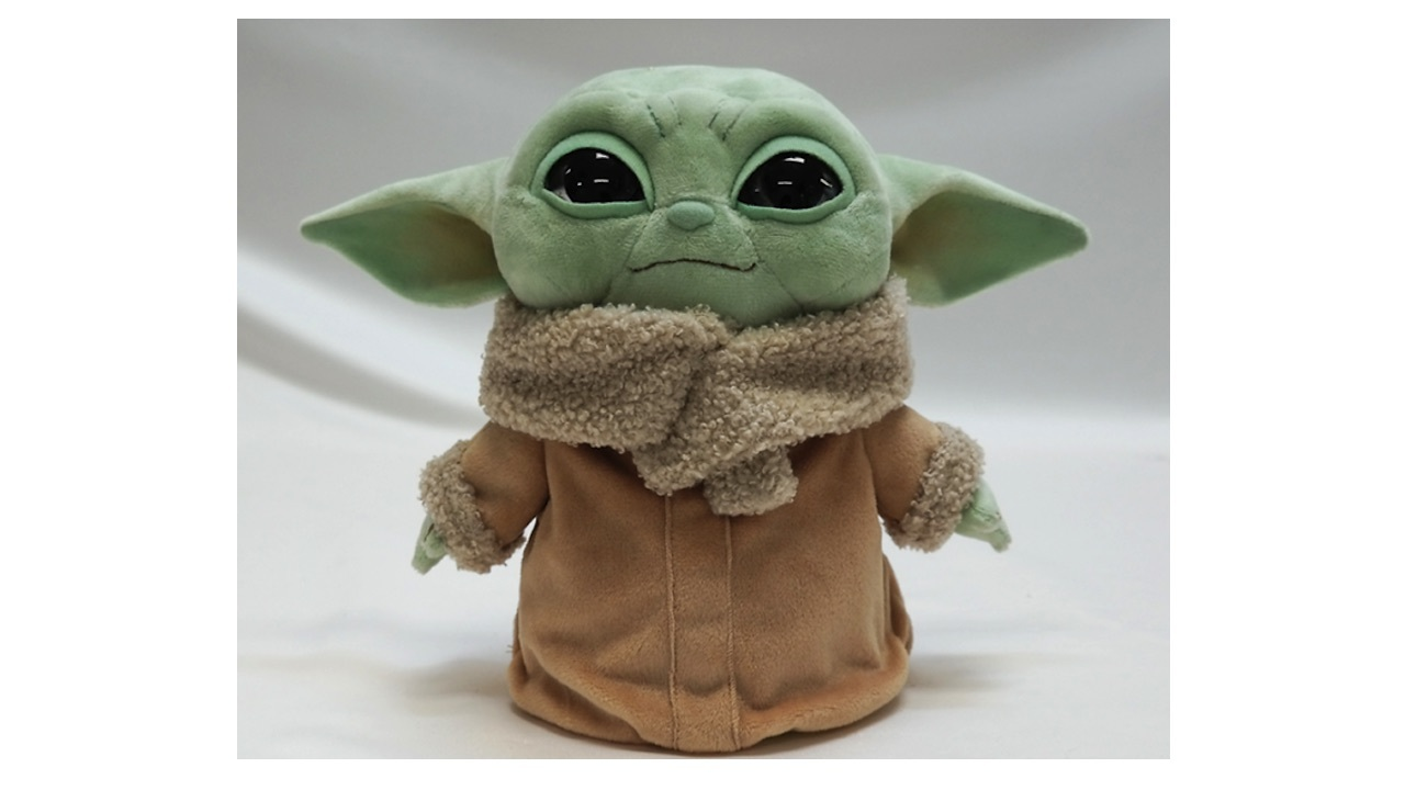 This 8-inch plush launches this fall