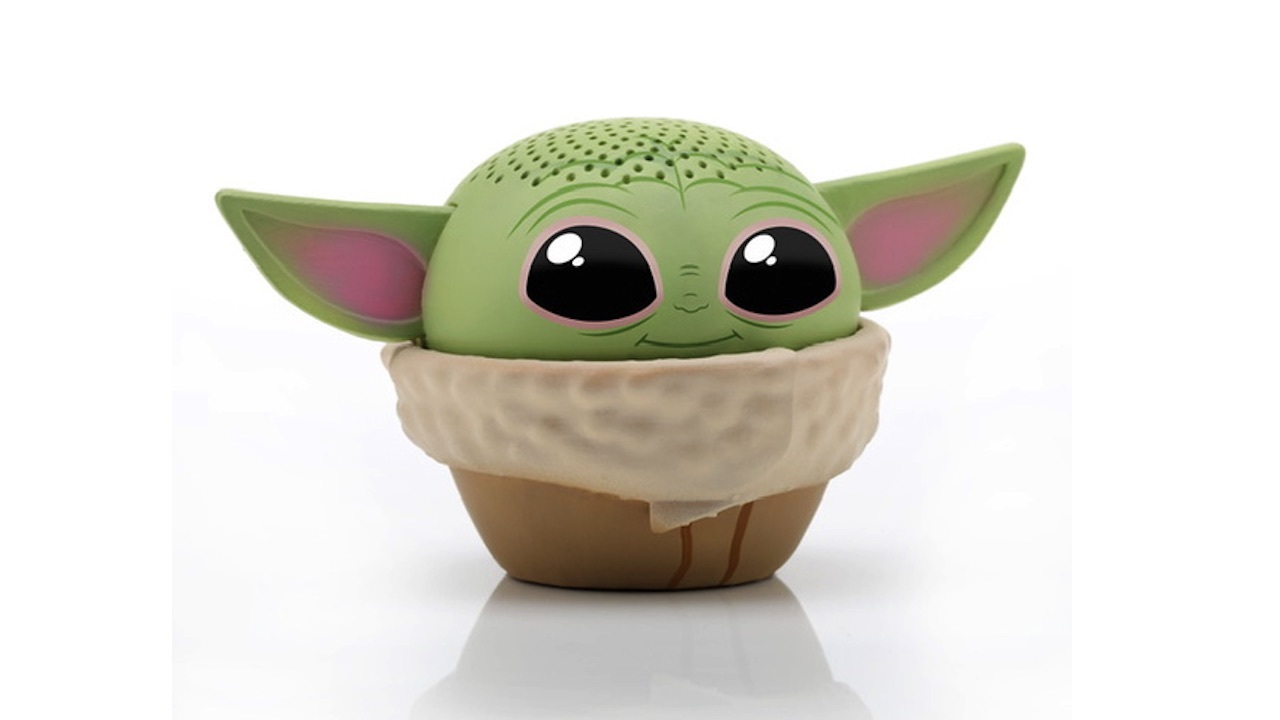 Have you ever seen a bluetooth speaker this cute?