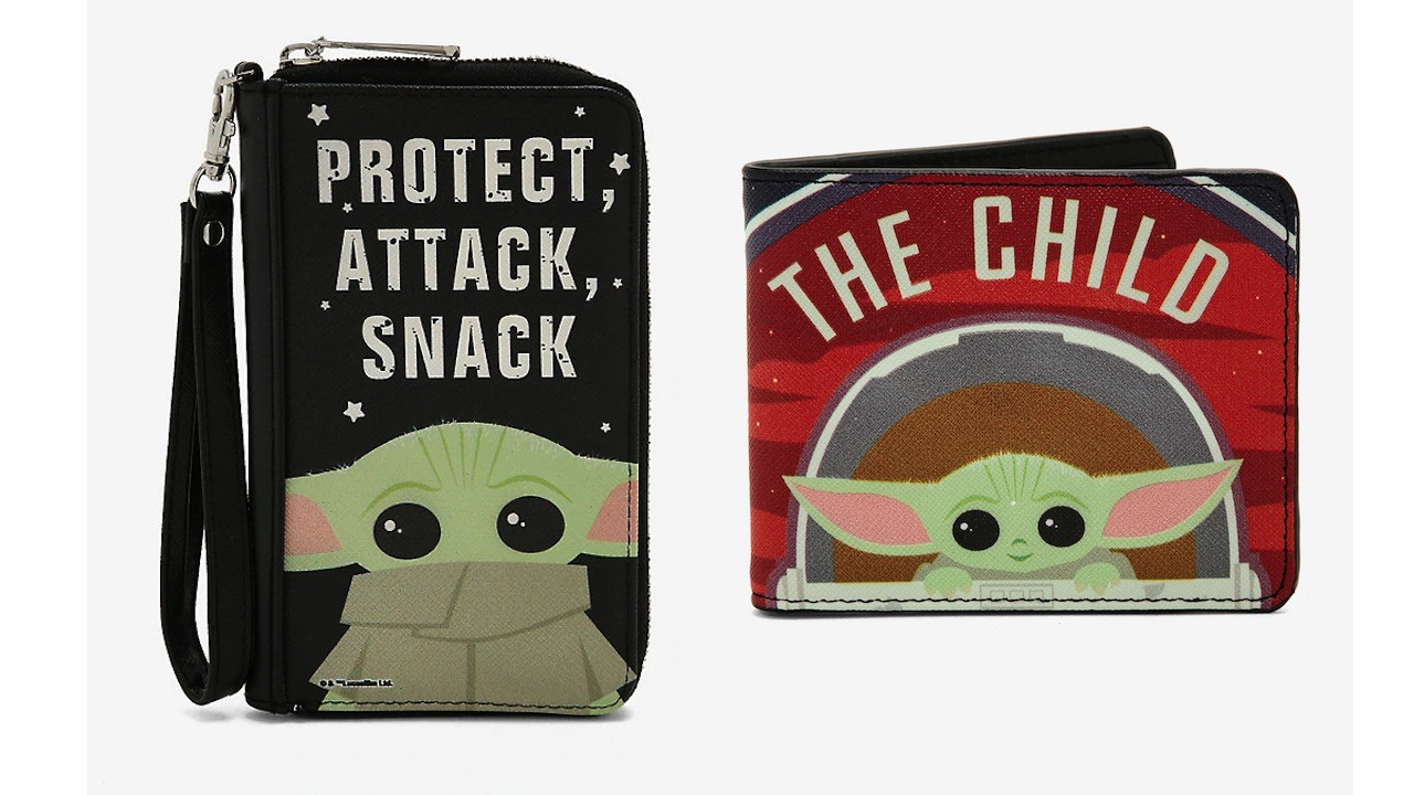 Protect Baby Yoda, and he will protect your money.