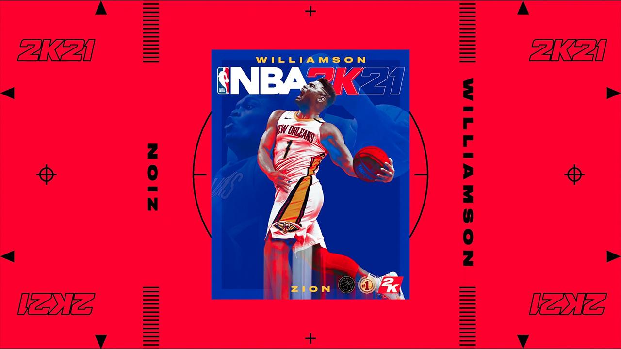 NBA 2K21 next-gen cover