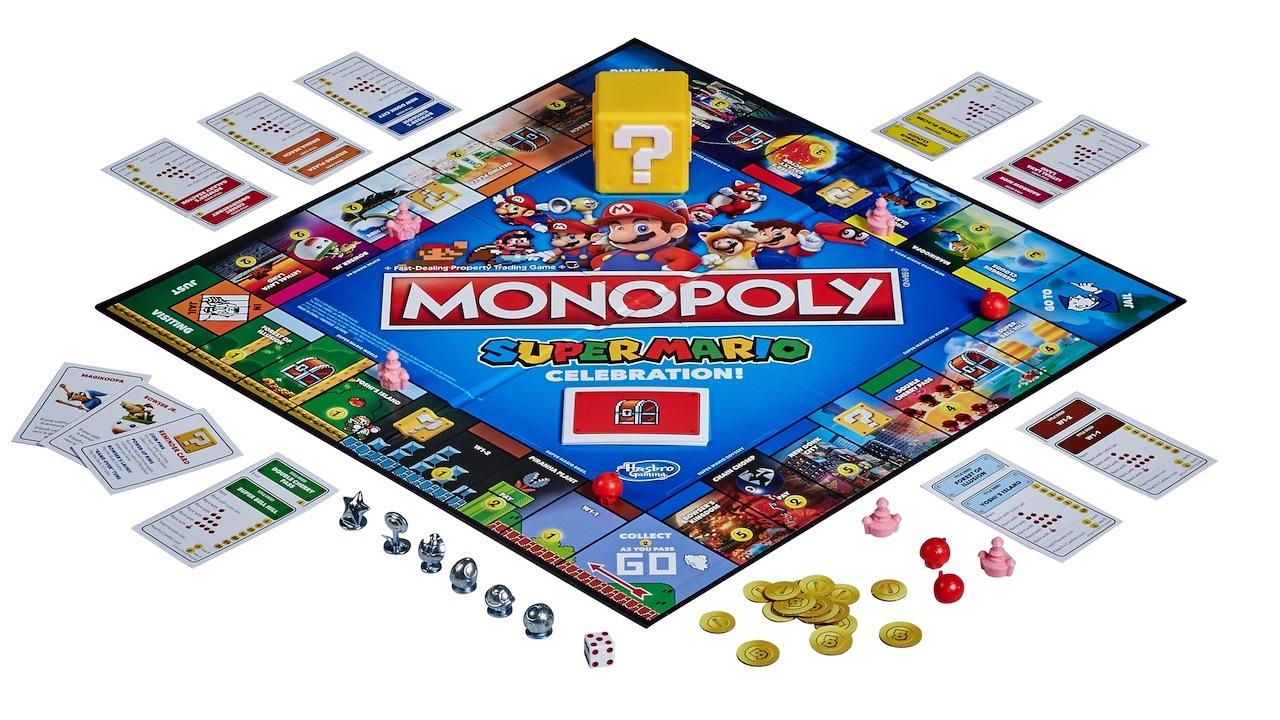 Monopoly - Super Mario Celebration edition -- $30