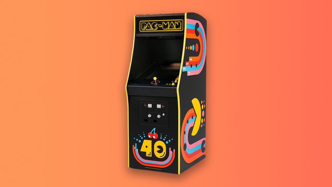 Pac-Man 40th Anniversary Quarter Arcade
