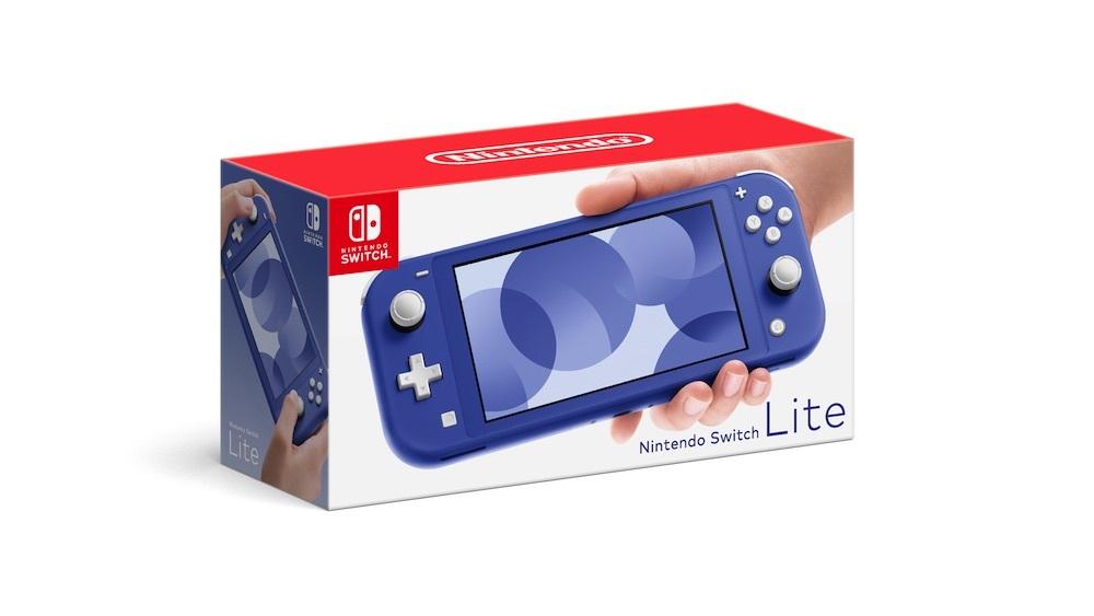 Nintendo Switch Lite (Blue)