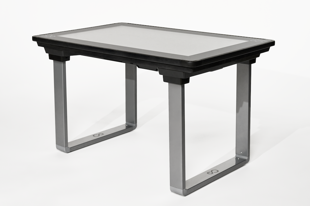 The Infinity Game Table only takes a few minutes to fully assemble.