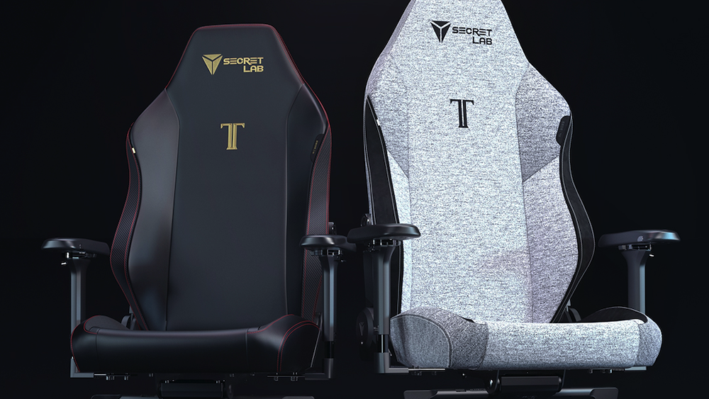 Both the leatherette and SoftWeave materials have been updated for the Titan Evo