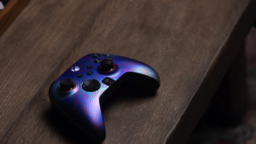 The Scuf Instinct comes in a variety of colors and themes.