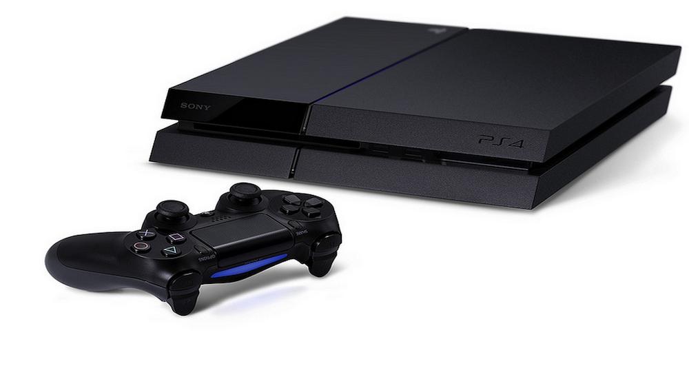 PS4 (базовая модель)