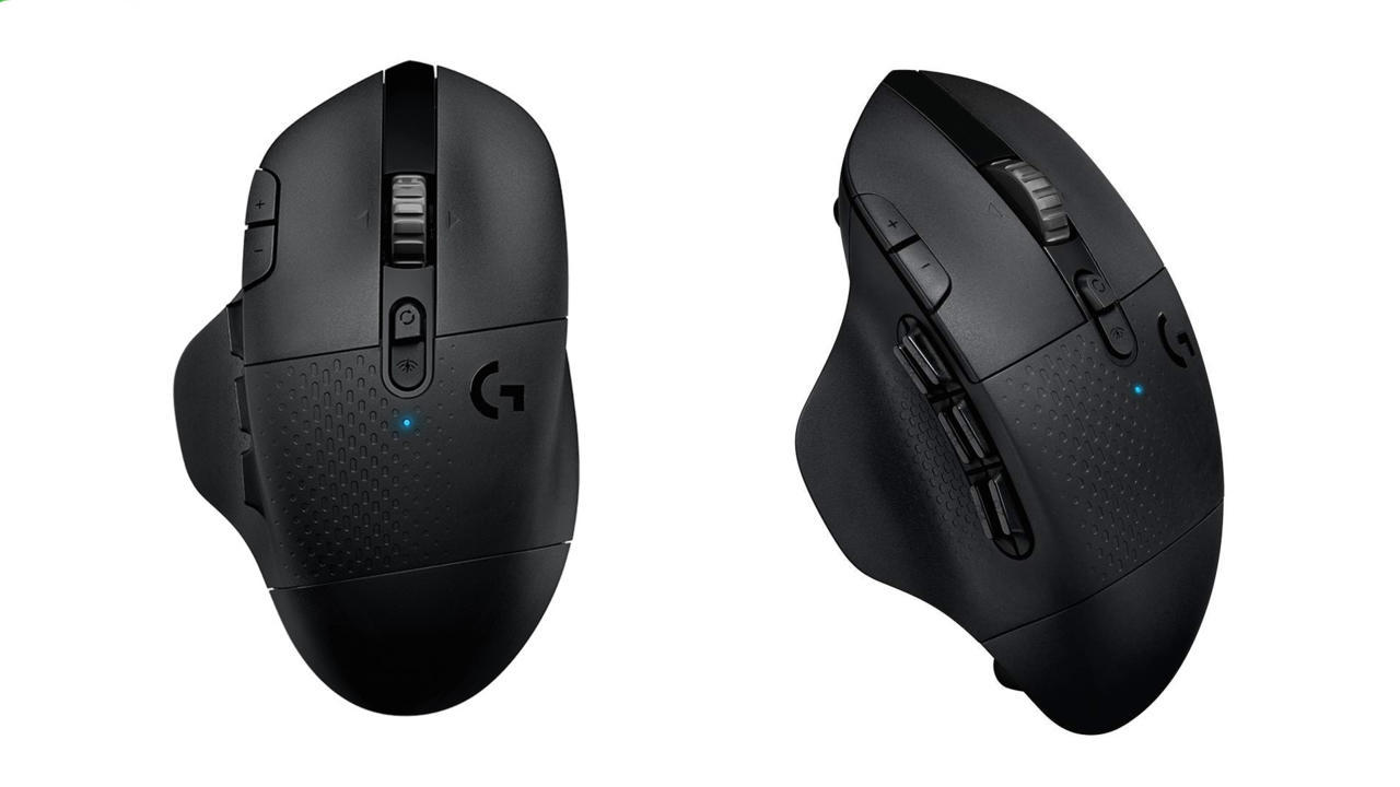 Logitech G604 Gaming Wireless Mouse