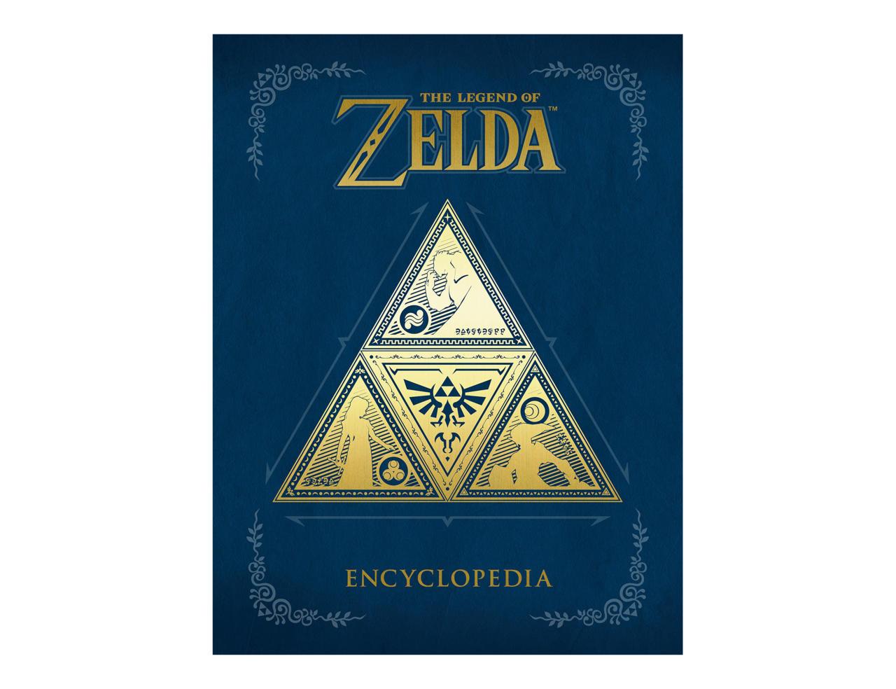 The Legend of Zelda Encylopedia