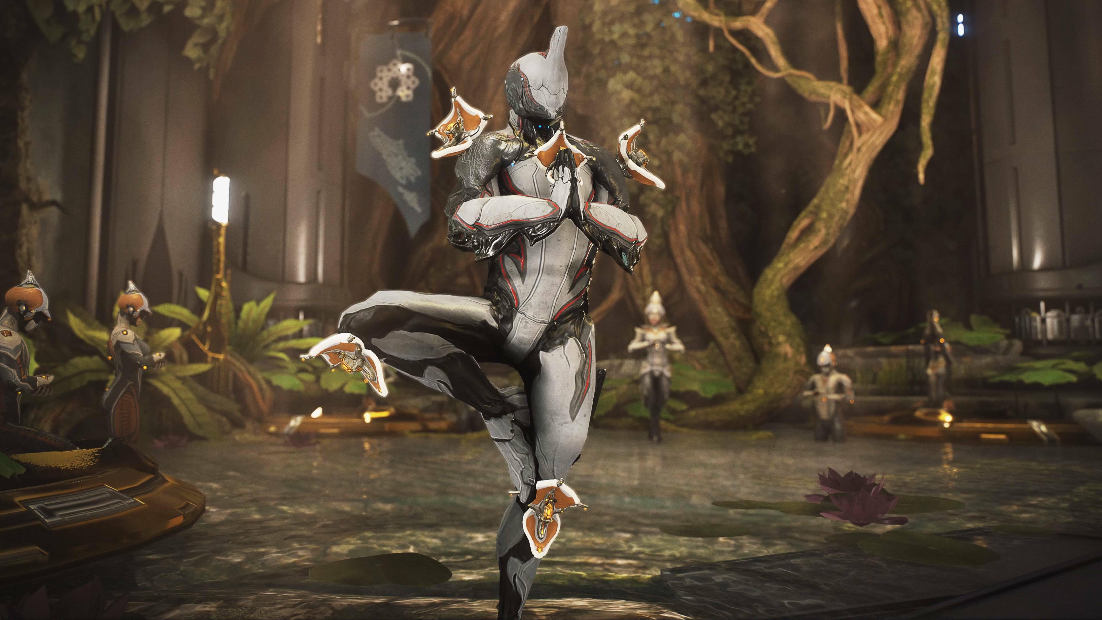 Warframe's Big Sister of Parvos Update Is Now Live - GameSpot