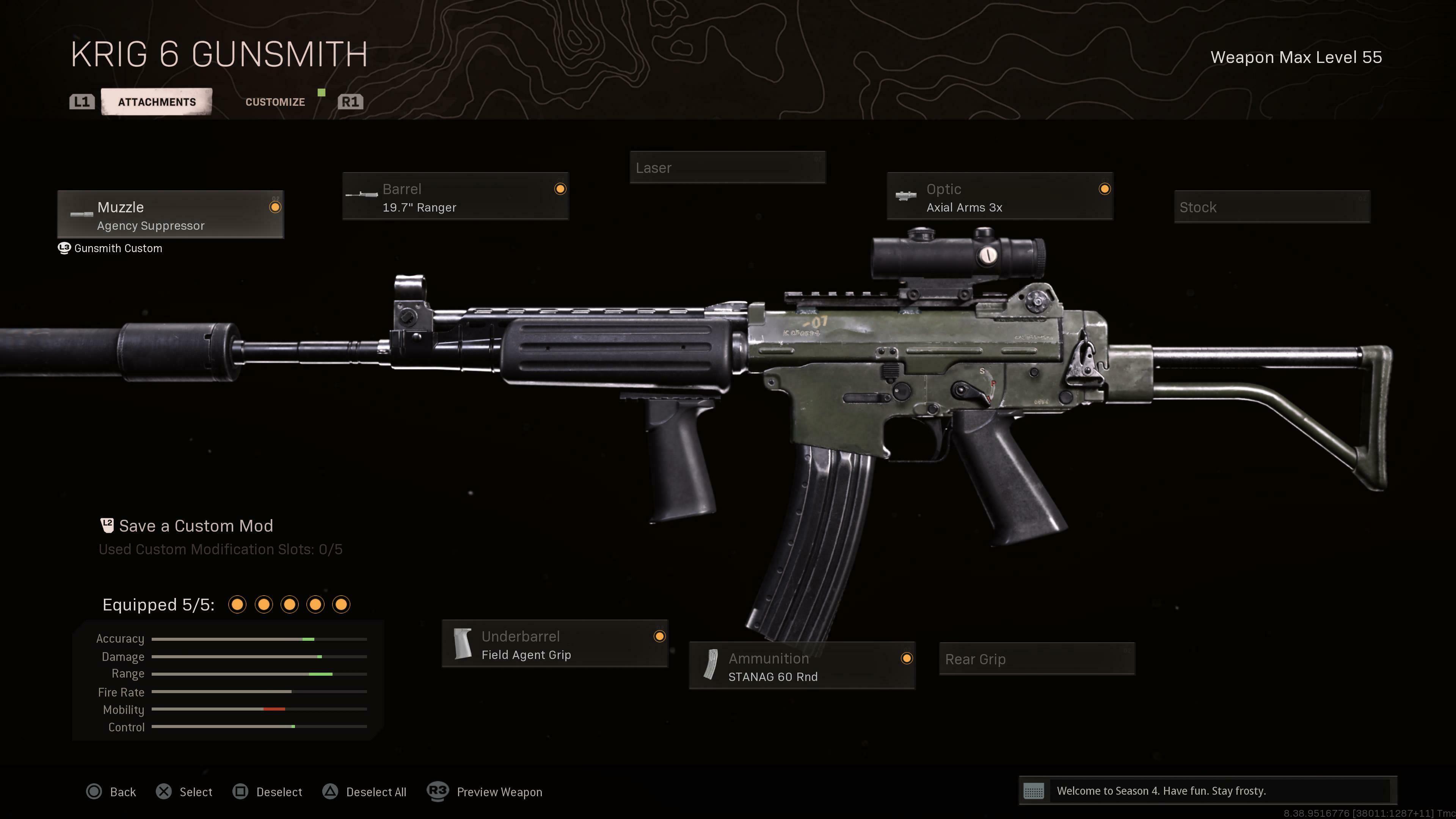 Best Warzone Loadout | Call of Duty: Warzone Season 4 - GameSpot