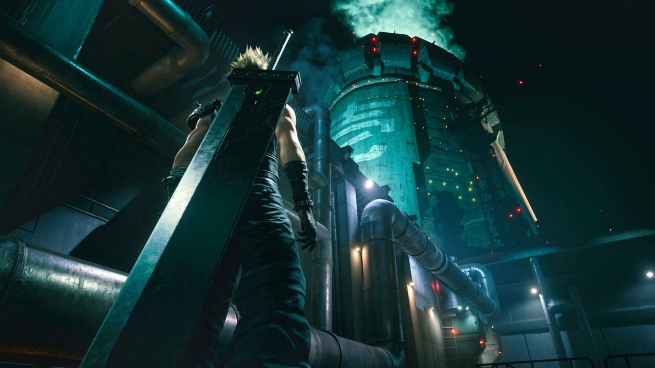 Image from Final Fantasy VII Remake Intergrade