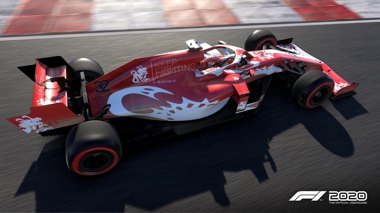 F1 2020 Keep Fighting DLC