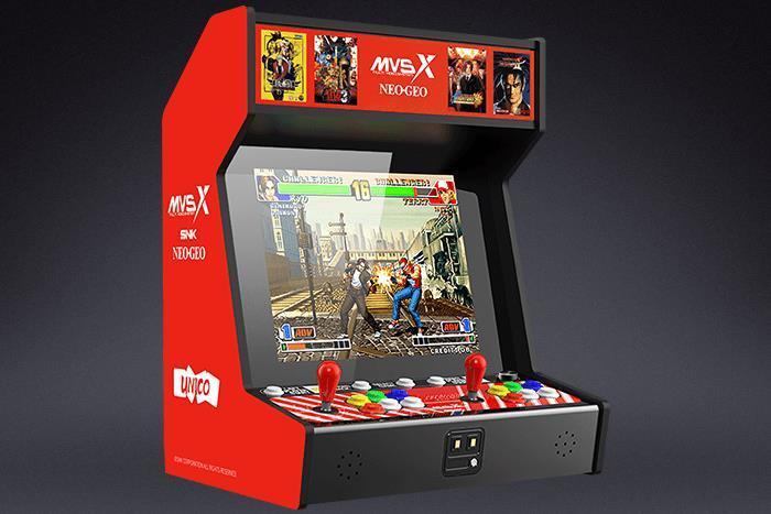 SNK Neo Geo MVSX