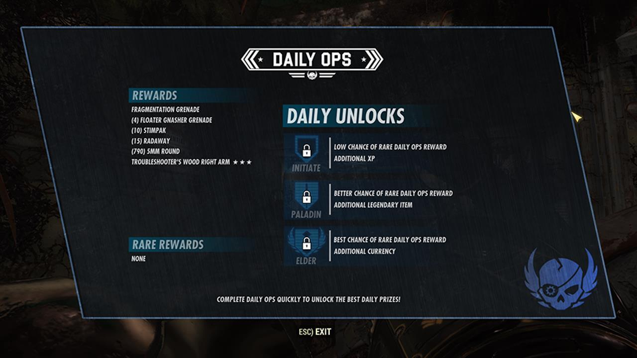 Daily Ops