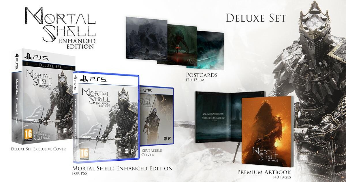 Mortal Shell: Enhanced Edition - Deluxe Set
