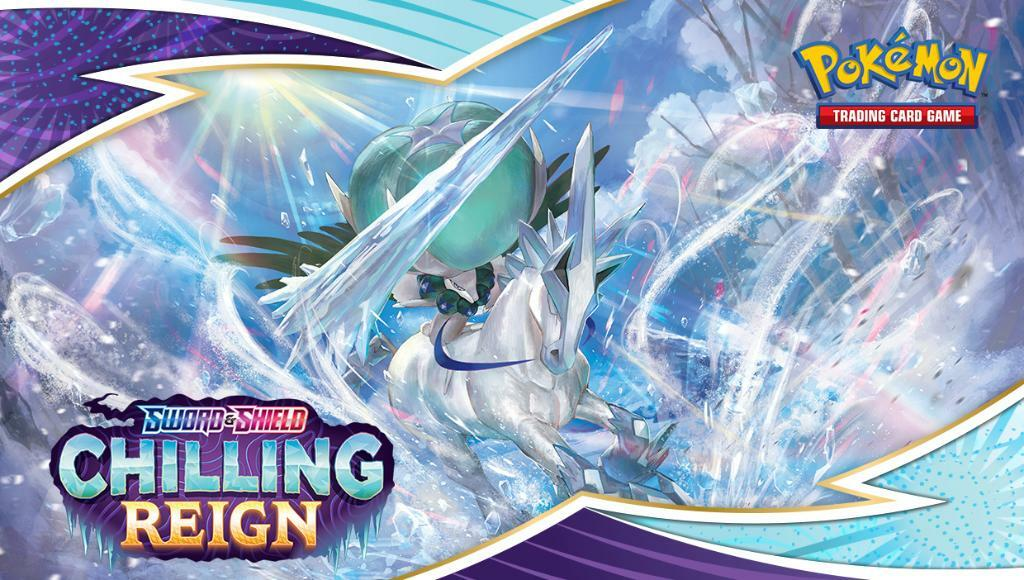 Pokemon Trading Card Game: Chilling Reign