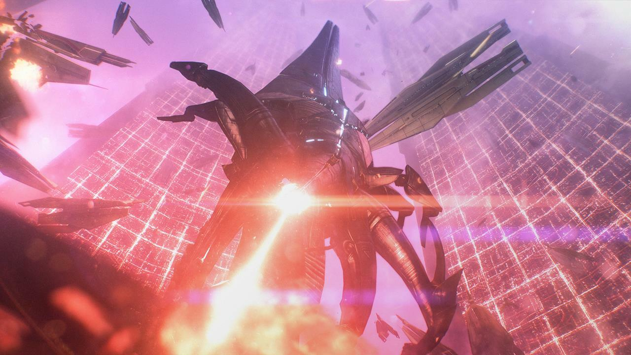 Galactic Readiness is paramount in Mass Effect 3.