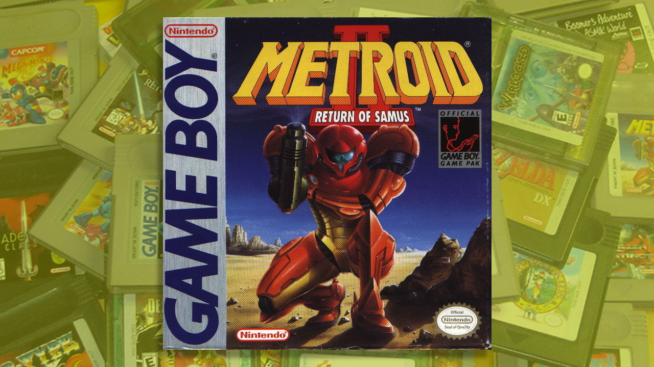 Metroid 2: Samus Returns