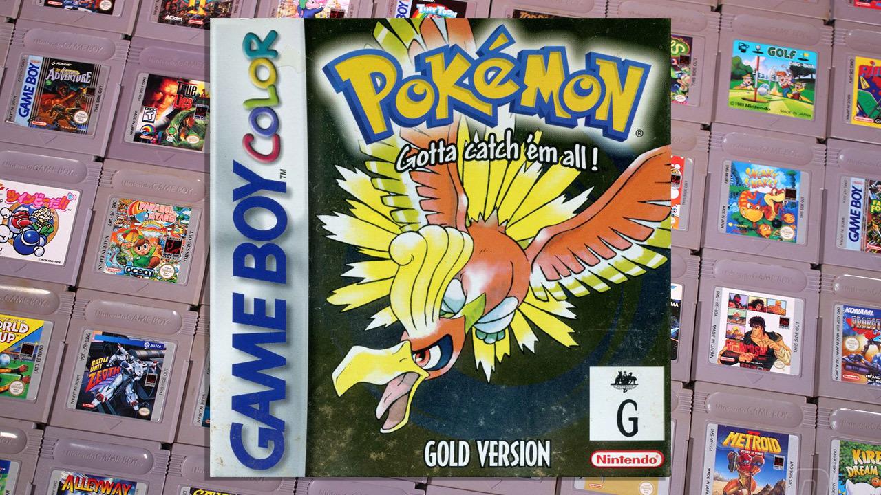 Pokémon Oro