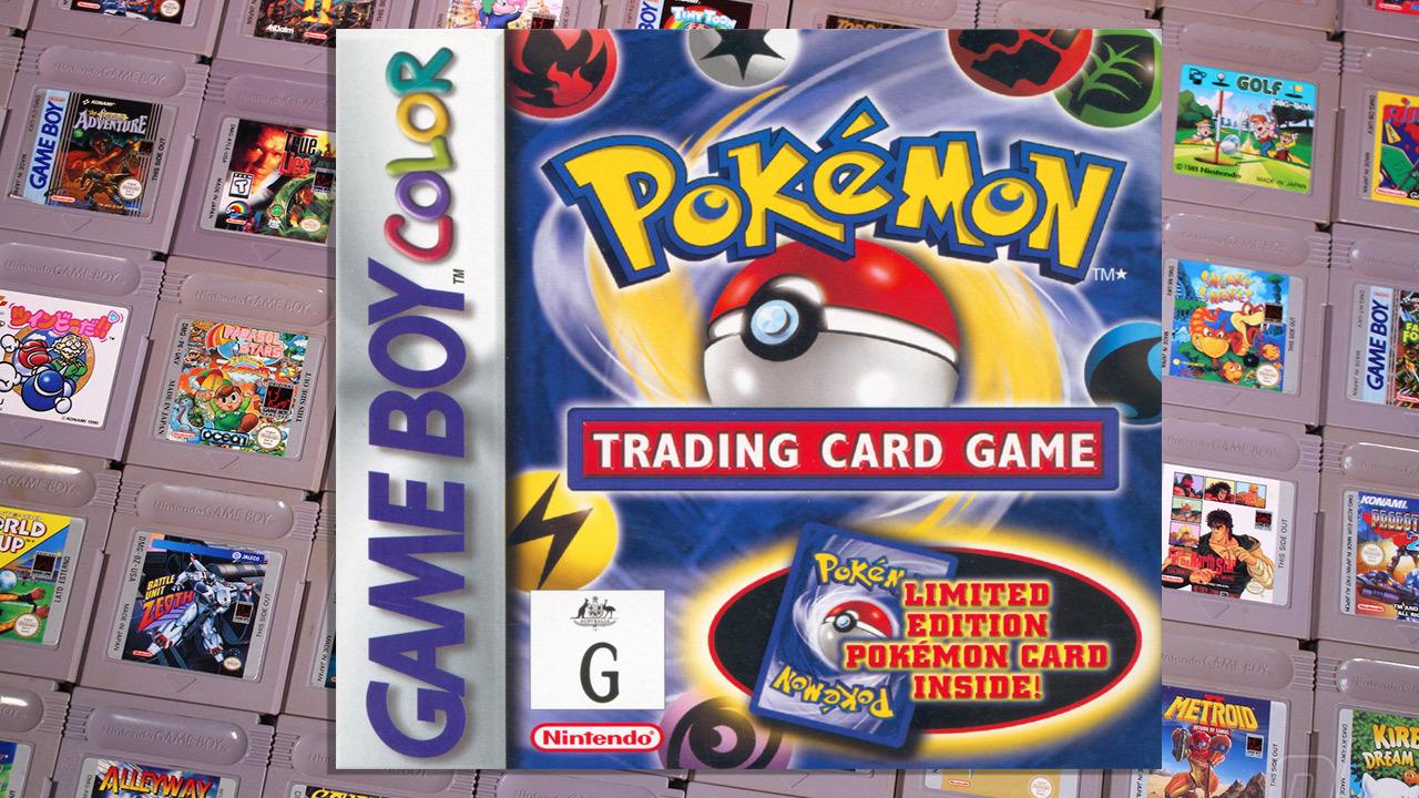 Juego de cartas coleccionables de Pokémon