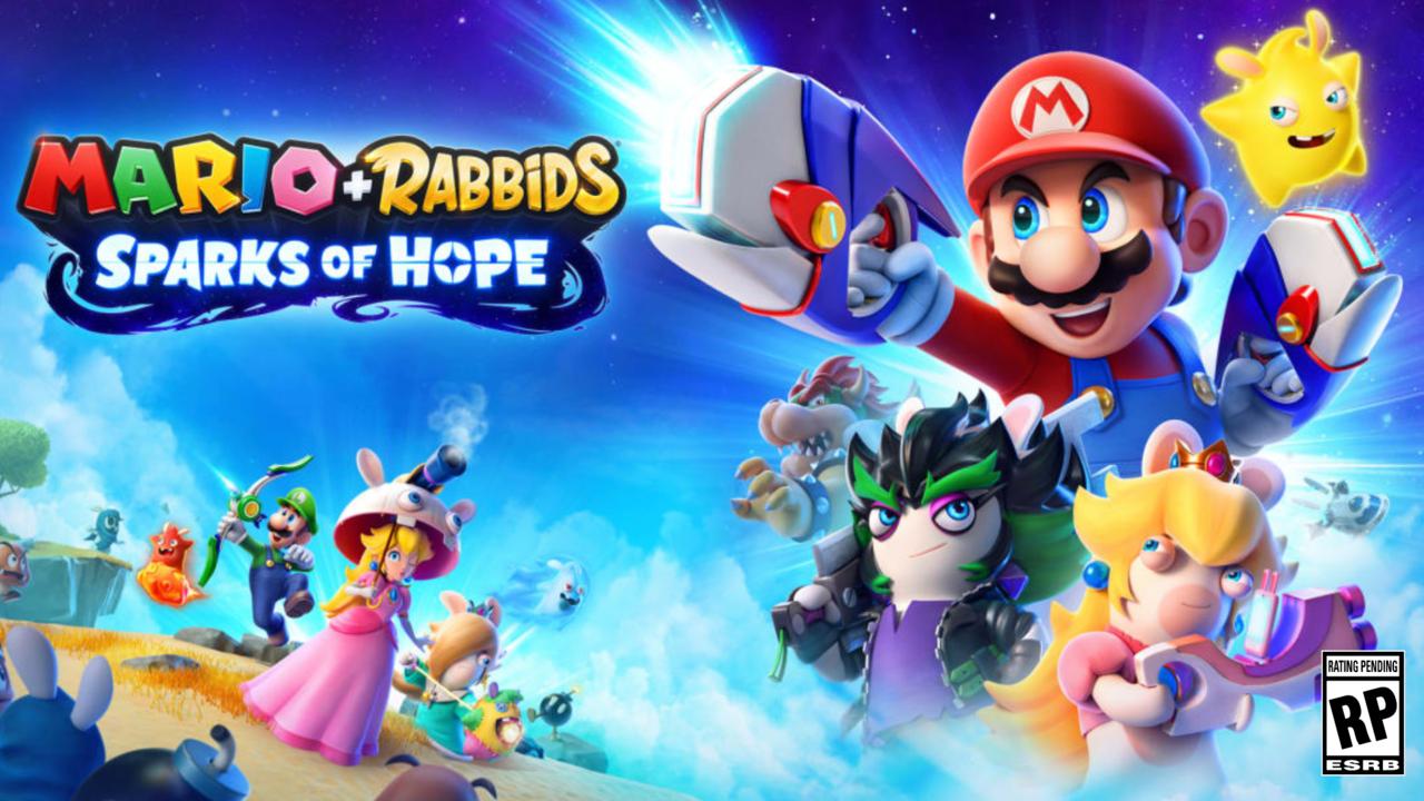 Mario + Rabbids 2