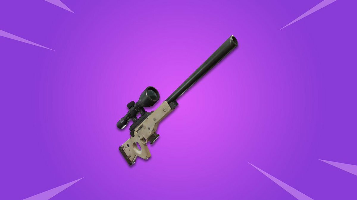 After a three-month absence, Snipers are back in Fortnite.