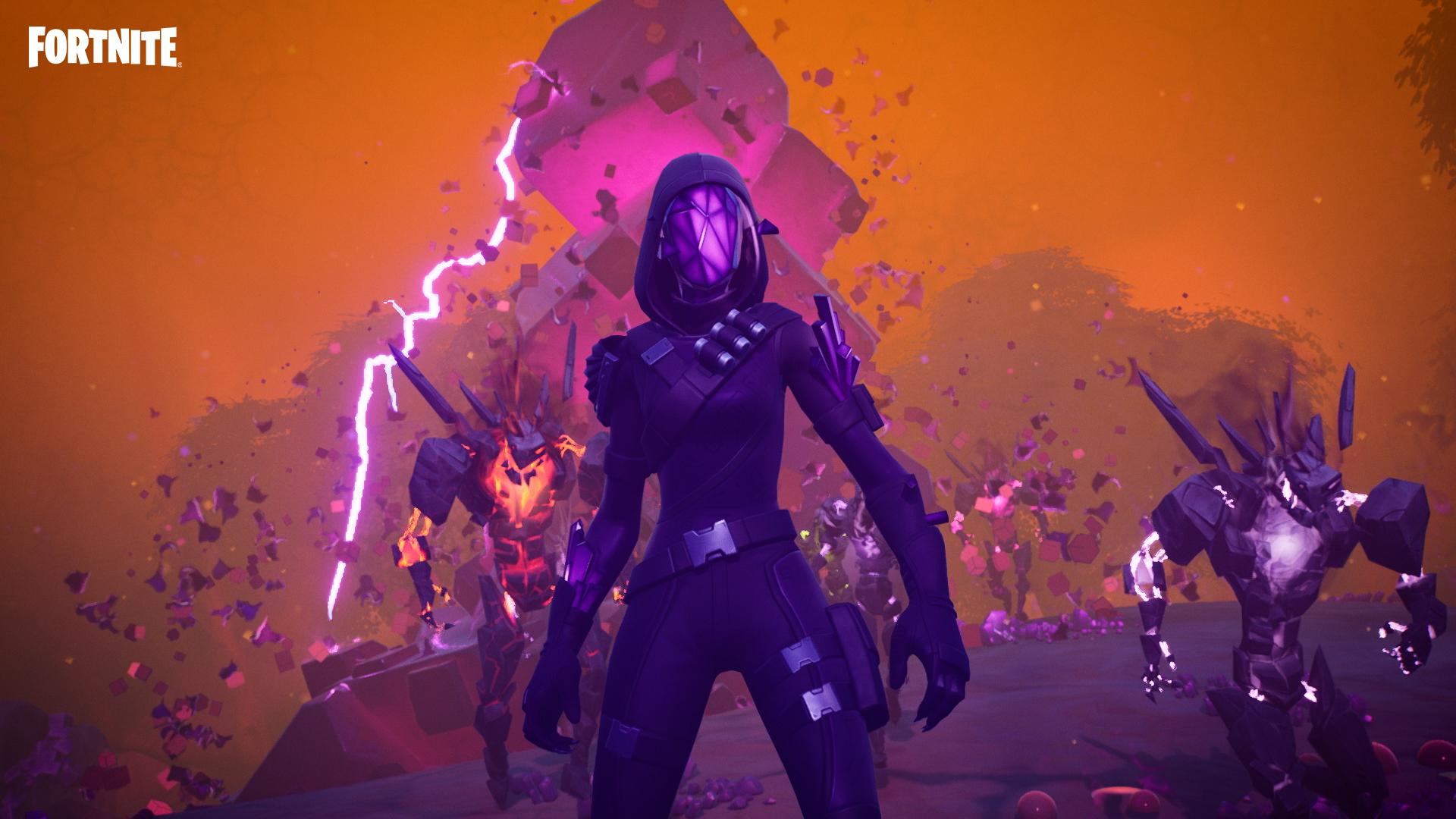 Fortnite Season 8: How To Complete A Sideways Encounter - GameSpot