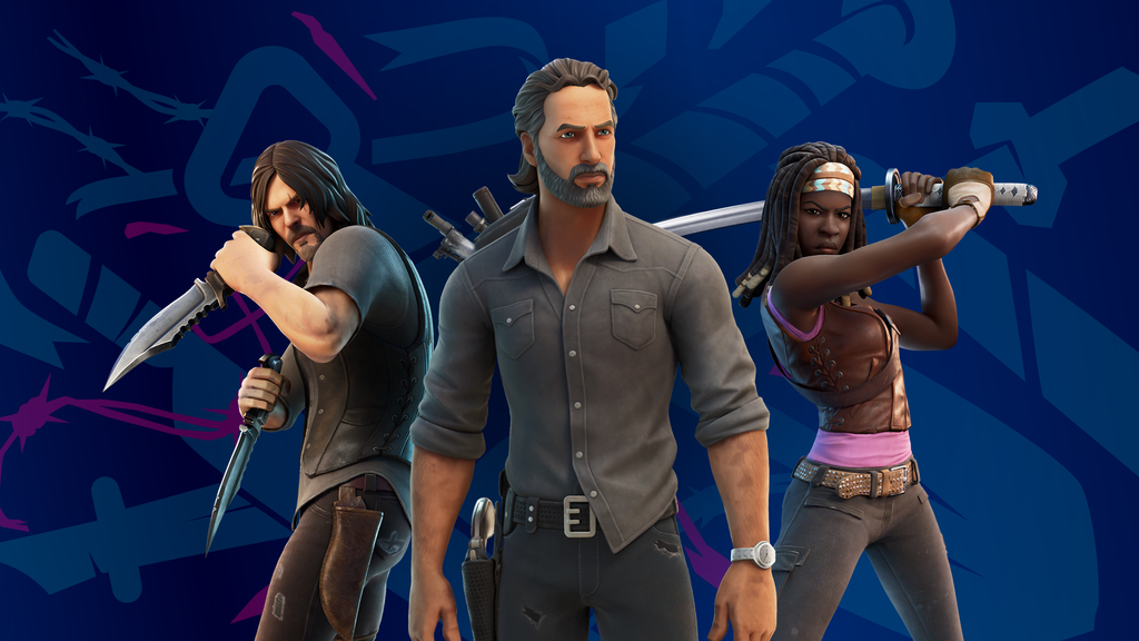 Form your trio and take on the FNCS Grand Royale.
