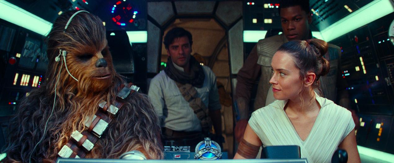 Star Wars Episode IX: The Riser of Skywalker