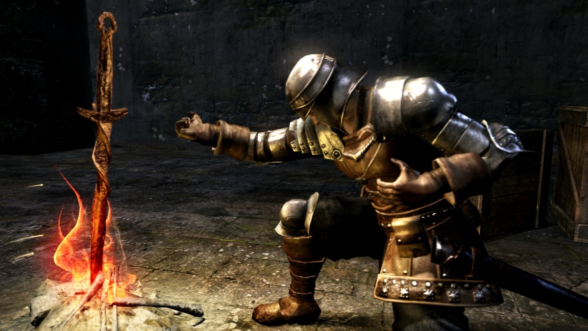 Praise the sun--it's Dark Souls!