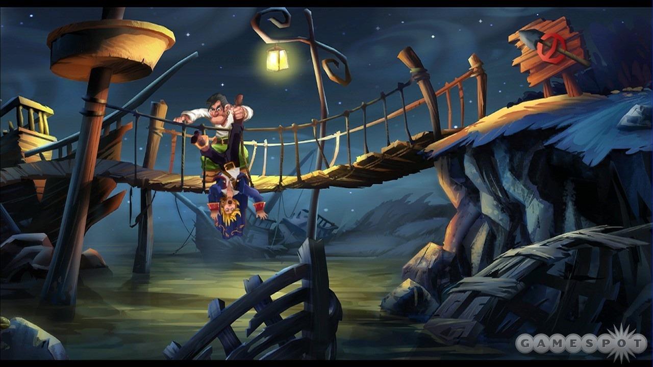 Monkey Island 2 Special Island: LeChuck's Revenge