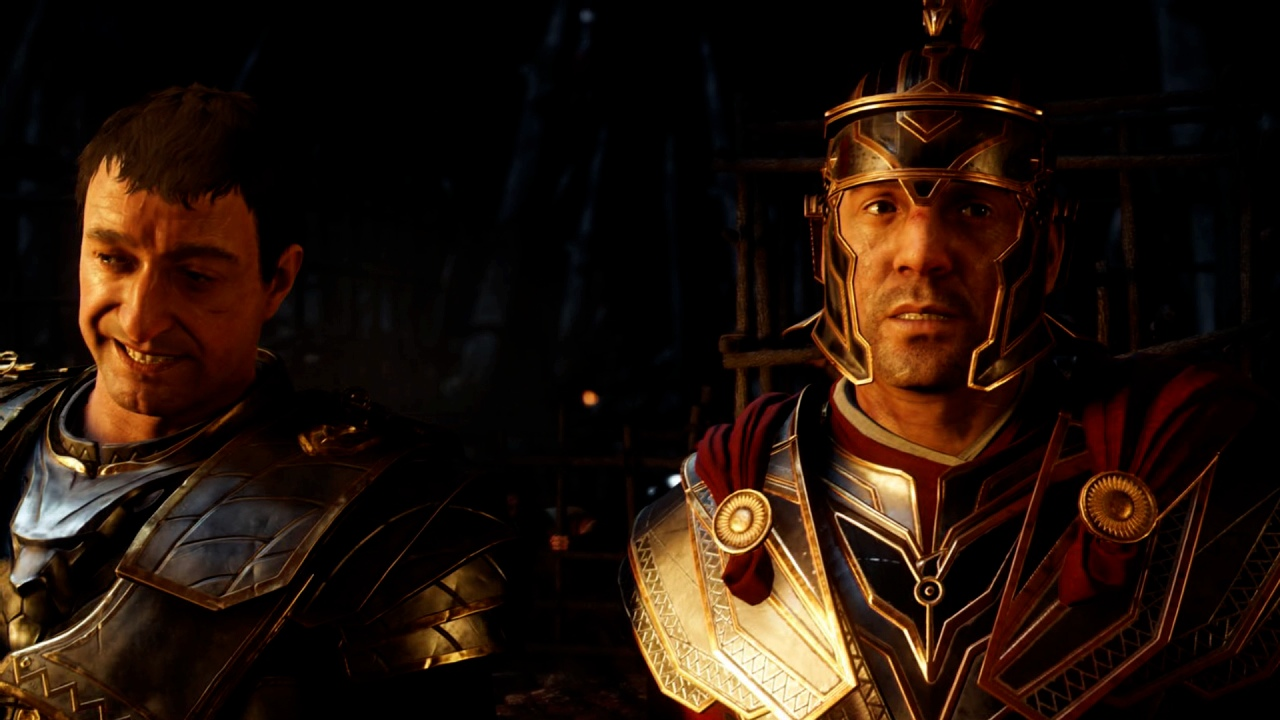 Ryse 2 will be a buddy comedy.