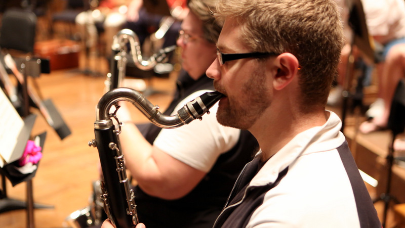 Few sounds are more haunting than that of a bass clarinet.