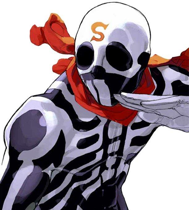 The Skullodream will never die.