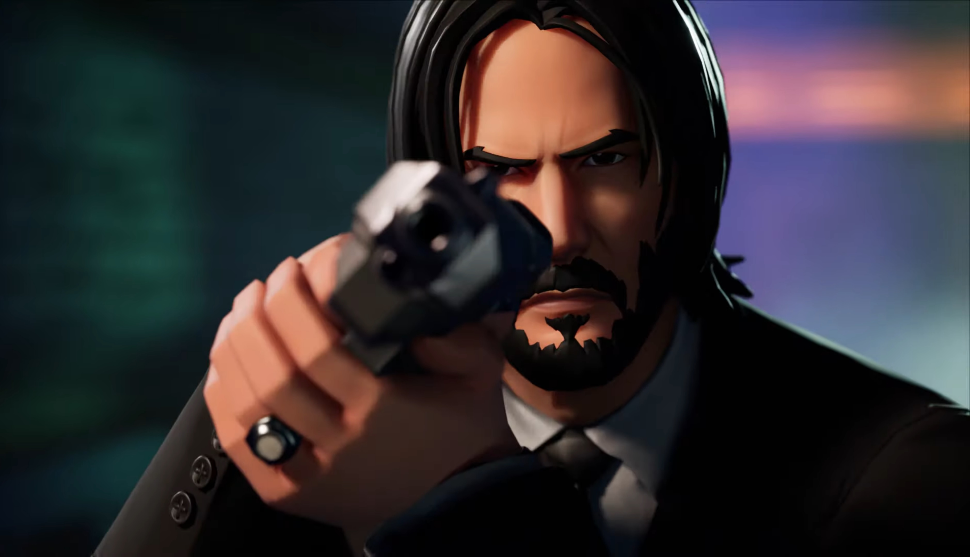 What Season Was John Wick Fortnite John Wick Arrives In Fortnite Skin Ltm Challenges And More Out Now Gamespot